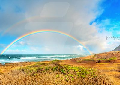 Rainbow, Hawaii (Jennifer Vahlbruch)